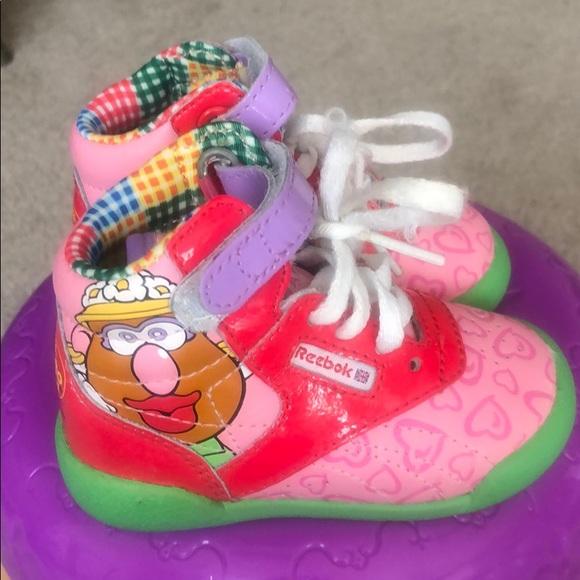 reebok for babies
